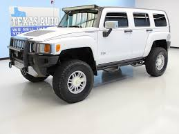Used 2008 HUMMER H3 Base For Sale In Webster, TX | VIN ... Filehummer H3t Nyjpg Wikipedia New 2016 The Hummer H3 Suv Overviews Redesign Price Specs Youtube Used 2006 Leather Sunroof Mint For Sale In Ldon 2009 Alpha V8 Owner Long Term Review Still Going More Official Images Top Speed Diesel Trucks Lifted For Northwest Classiccarscom Cc1060549 50 Best Hummer Savings From 3039 Alphas Autocom At Davis Hyundai Ewing Nj Near Cc1034129
