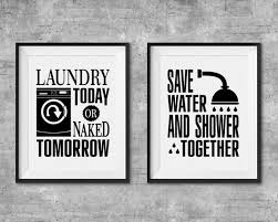 Funny Bathroom Art Etsy by 19 Best Wall Decor Images On Pinterest Printable Art Wise