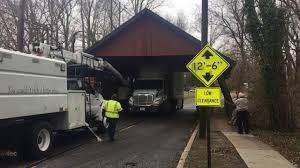 WATCH: Truck Gets Stuck Under Cherry Hill Bridge Photos Columbus Bicycle Path Reopens After Semitruck Gets Stuck Carlisle Residents Fed Up Over Trucks Getting Under Bridge Another Look At The Truck I35 Closing Truck Stuck Under Bridge Fish Trail Lake Kxly Faq 11 Foot 8 Queens In Quebeyan The Age Meets Story Behind Spokanes Muchscarred On Campbell Avenue West Haven Watch Cherry Hill Durham Abc11com Tractor Trailer Wnepcom