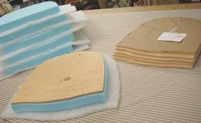 Chair Pads Dining Room Chairs by Chair Foam Replacement