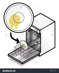 Dishwasher Clipart Dish Cabinet Svg Transparent Library