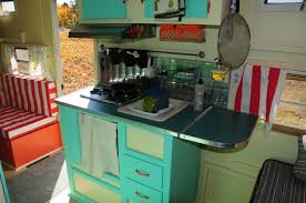 Restored Vintage COMET Camper Is A Cost Effective Mobile Eco Home