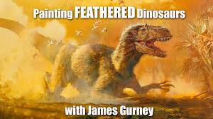 Painting Feathered Dinosaurs With James Gurney