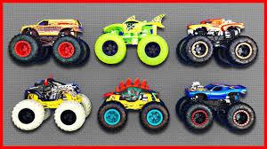 100 Monster Trucks Names For Kids Learn Truck Colors Fun Educational Organic Learning