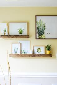 Wood Shelves Design Ideas by Best 25 Wall Shelf Arrangement Ideas On Pinterest Bedroom Wall