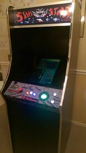 Galaga Arcade Cabinet Kit by Sinistar Themed Multicade Arcade Game 412 Games In 1 Cabinet Get