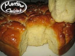 recette de pate a brioche buchteln ou brioche à la pâte d amandes