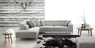 wohnzimmer schwarz weiß weißes sofa vs schwarzes sofa
