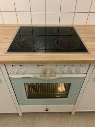 neff kochfeld und ofen herd backofen küchen elektrogeräte set