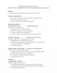 Resume Objective Examples For Tim Hortons Sample Cashier Customer Service Job Good Samples