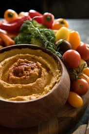 Pumpkin Hummus Recipe Without Tahini by Roasted Garlic Pumpkin Hummus The Crumby Kitchen