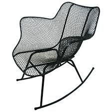 Mid Century Modern Wire Mesh Rocking Chair By For Sale Black Outdoor ... Mainstays Outdoor 2person Double Rocking Chair Walmartcom Modern White Tipp City Designs Buy Edgemod Em121whi Rocker Lounge In At Contemporary On The Back Side Isolated Background 3d Model Aosom Hcom Wood Indoor Porch Fniture For Grey And Illum Wikkelso Mid Century Wire Mesh By For Sale Black And Dcor The Lifestyle I Like White Plastic Rocking Chair Brighton East Sussex Gumtree Design Classic Eames Set