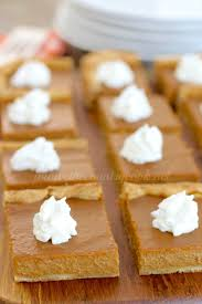 Ingredients For Pumpkin Pie Spice by Pumpkin Pie Bars The Country Cook