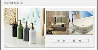 flüssige seife halter flasche badezimmer aufbewahrung dusche
