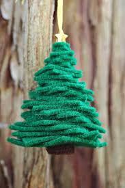DIY Felt Christmas Tree Ornament Materials