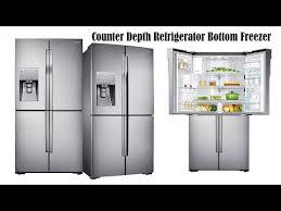 Samsung Cabinet Depth Refrigerator Dimensions by Counter Depth Refrigerator Bottom Freezer Samsung Rf23j9011sr