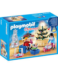 playmobil 9495 weihnachtliches wohnzimmer