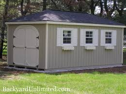 10x20 Shed Floor Plans by Sheds Hip Roof Backyard Unlimited