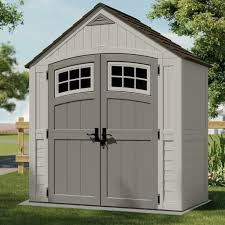 Rubbermaid 7x7 Storage Shed by Exterior Interesting Rubbermaid Storages For Your Outdoor Masterly
