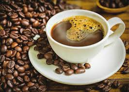 Fresh Brew CoffeeLavazza MachineSantEustachio