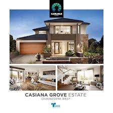 100 Carslie Homes Casiana Grove Estate Cranbourne West By Carlisle Issuu