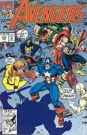Avengers 1963 1st Series 343