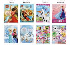 Paquete 20 Libros Infantiles Para Colorear Regalo Fiesta Sur
