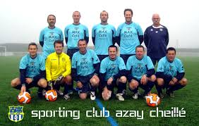 equipe scac ufolep ufolep club football sporting club azay