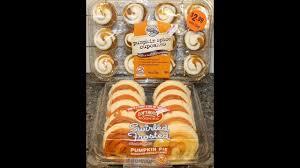 Starbucks Pumpkin Scones Calories by Two Bite Pumpkin Spice Cupcakes U0026 Lofthouse Delicious Cookies