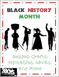 Black History Month Free Printables Recipes Diy And More