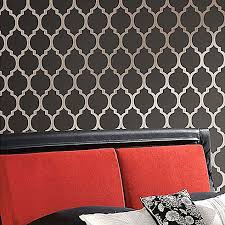 Large Moroccan Stencils For Easy Wall Painting Stencil