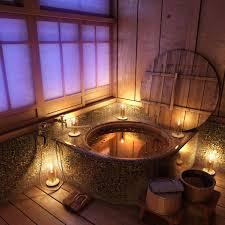 Hinoki Wood Bath Stool