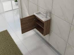 altone wc waschtisch 44 cm waschbecken mit unterschrank