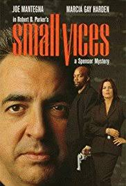 Spenser Small Vices Poster