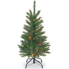 Pre Lit Led Christmas Trees Walmart by 3 Ft Christmas Tree Pre Lit Home Design Ideas
