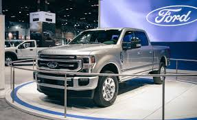 100 Diesel Truck Vs Gas The 2020 Ford Fseries Super Duty New Engines And Big