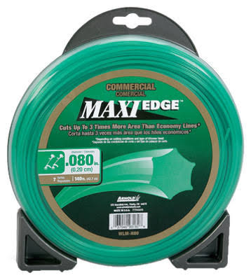 Arnold Maxi Edge Trimmer Line - Green, 140'