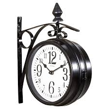 Wayfair Decorative Wall Clocks by Amazon Com Lacrosse 104 730 8