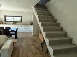 les 25 meilleures idées de la catégorie escalier beton sur