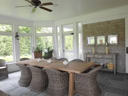 Bluestone Dining Room by Hearth Table With Stone Fireplace Dining Room Farmhouse And Casual