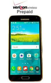 Buy Refurbished Verizon Prepaid Samsung Galaxy S5 SV G900V