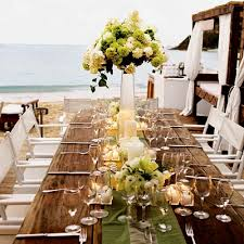Simple Beach Wedding Decoration Ideas