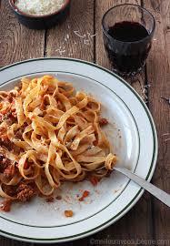 sauce bolognaise qui a remporté le titre de meilleure au monde