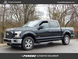 100 Ford 2015 Truck PreOwned F150 4WD SuperCrew 145 XLT In