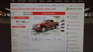 For Sale Springfield MO 2013 SILVERADO 1500 LTZ CREW Below Dealer ... Trucks For Sale Springfield Mo Used And Preowned Chevrolet At Reliable Cars Trucks Ford Van Box In Mo Service Department Jenkins Diesel Missouri Sterling On Pinegar Buick Gmc Of Branson A Ozark 2015 Western Star 4900sb For Sale In By Dealer New On Cmialucktradercom Jacks Auto Sales Mountain Home Ar Top Upcoming Cars 20 2000 Intl Dump 004