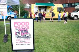100 Vendor Trucks Molloy College Offering New Cuisine To Students In Wake Of Food