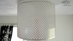 Metal Lamp Shades Punched Tin For Pendant Lights Within Wholesale