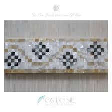 Shell Stone Tile Imports by Mother Of Pearl Shell Mosaic Tile Mother Of Pearl Shell Mosaic