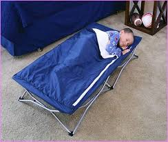 Regalo My Cot Portable Travel Bed by Regalo Gray My Cot Portable Toddler Bed Regalo My Cot Portable
