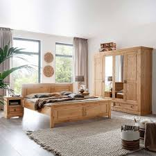 landhausmöbel für das schlafzimmer voeca 4 teilig
